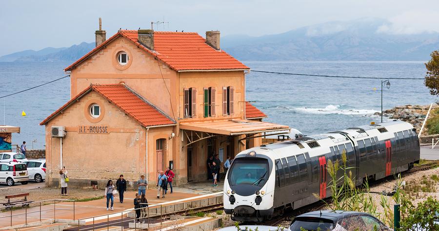 Ta sig runt på Korsika